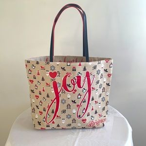 Holiday canvas bag from Brighton